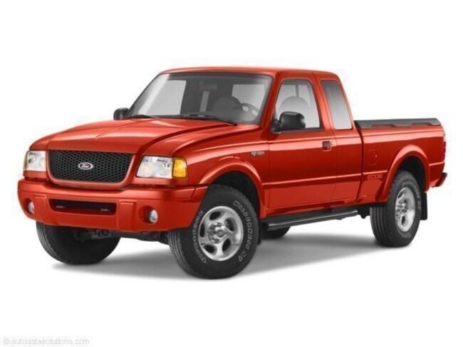 2002 Ford Ranger XLT Truck Super Cab