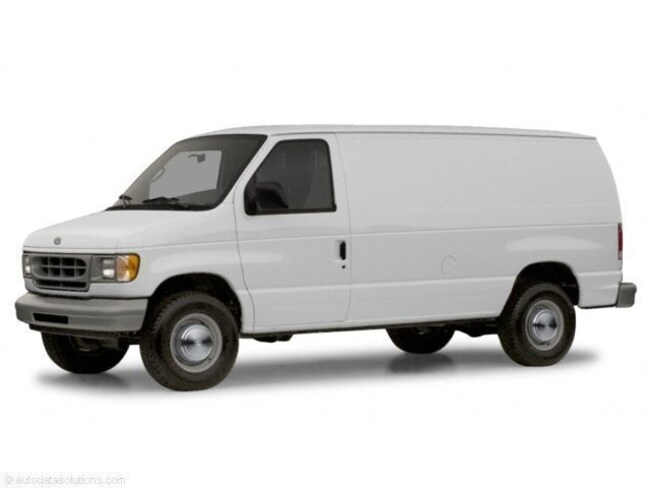 Used 2002 Ford Econoline Wagon Full-size Passenger Van 5.4L RWD For Sale Fort Wayne
