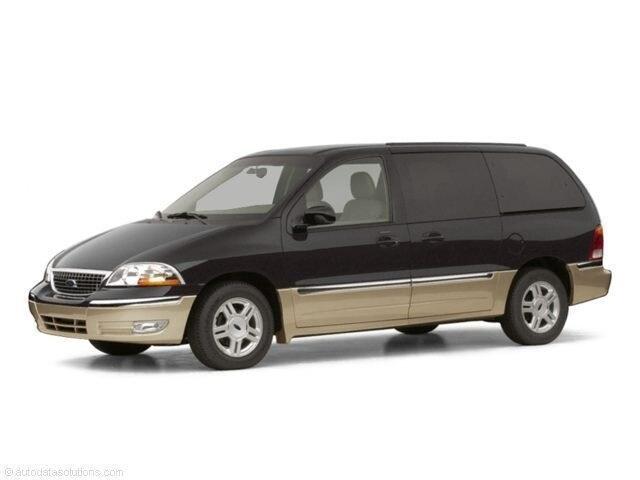 2002 Ford Windstar Limited Van