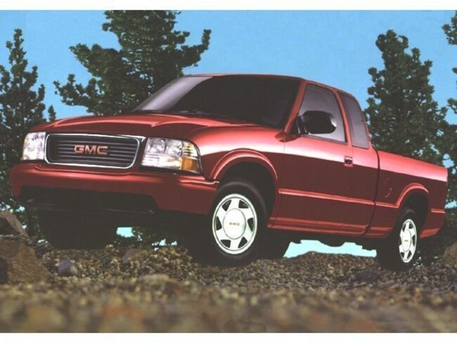 2002 GMC Sonoma Truck Extended Cab