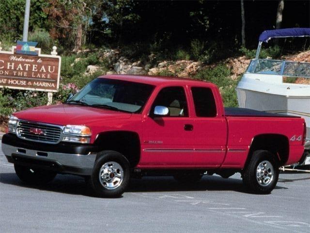 2002 GMC Sierra 2500HD Truck