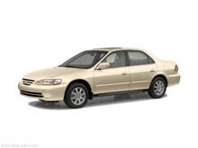 2002 Honda Accord 2.3 LX Sedan