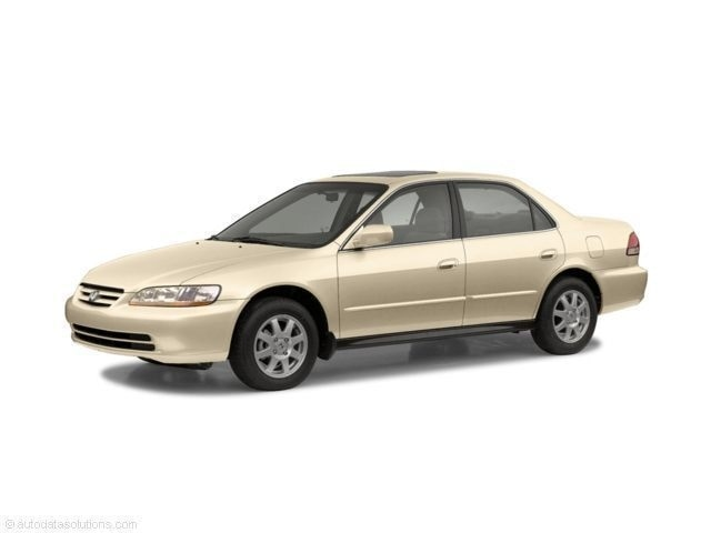 Used 2002 Honda Accord SE Sedan in Honolulu