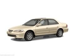 Used 2002 Honda Accord 2.3 EX ULEV Sedan in Santa Monica