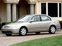 2002 Honda Civic EX w/Side SRS Sedan