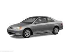 2002 Honda Civic EX 2dr Cpe  Auto Coupe