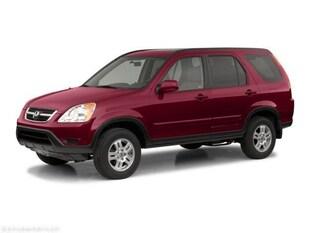 2002 Honda CR-V EX SUV