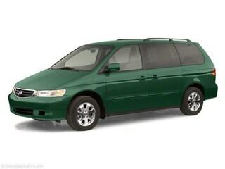2002 Honda Odyssey EX-L w/DVD Entertainment System Van Eureka, CA