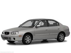 Used 2002 Hyundai Elantra GLS Sedan Fresno, CA