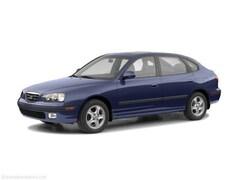 2002 Hyundai Elantra GT Hatchback