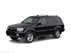 2002 INFINITI QX4 Luxury 4WD SUV