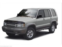 Bargain Used 2002 Isuzu Trooper LS SUV Twin Falls, ID