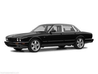 2002 Jaguar XJ8 Base Sedan