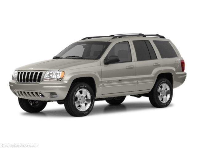 2002 Jeep Grand Cherokee Limited SUV