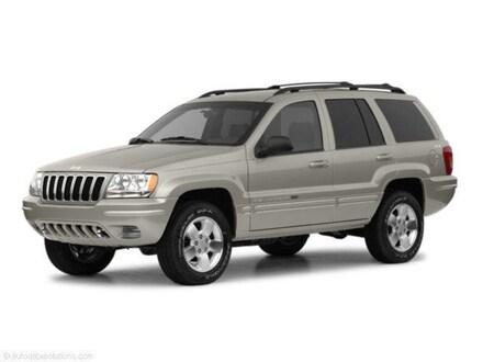 2002 Jeep Grand Cherokee Sport Sport 4WD