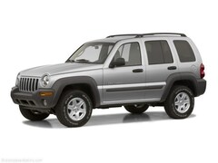 Used Vehicles in 2002 Jeep Liberty Sport SUV 22W274156 Morgantown, WV
