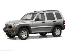 2002 Jeep Liberty Sport SUV