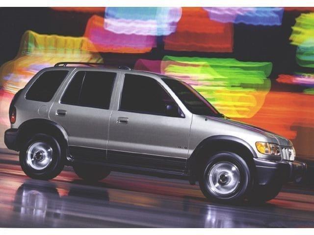 2002 Kia Sportage Base SUV