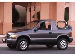 2002 Kia Sportage Base SUV for sale in Pine Bluff