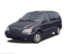 2002 Kia Sedona LX Van