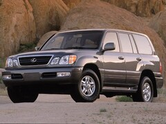 2002 LEXUS LX 470 SUV for Sale at Max Madsen's Aurora Mitsubishi