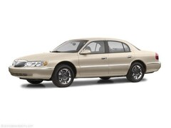 Used 2002 Lincoln Continental Sedan