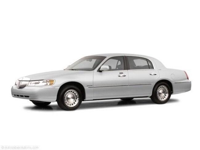 Used 2002 Lincoln Town Car For Sale Merritt Island Fl