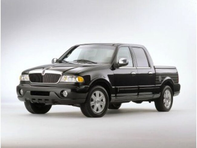 2002 Lincoln Blackwood Crew Cab Short Bed Truck
