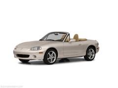 2002 Mazda Miata Convertible