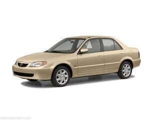 2002 Mazda Protege LX Sedan