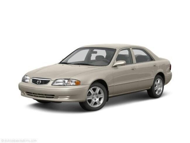 2002 Mazda 626 LX Sedan