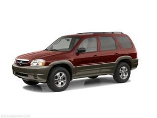 2002 Mazda Tribute LX 3.0L Auto LX 4WD