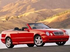 2002 Mercedes-Benz CLK-Class Base Convertible