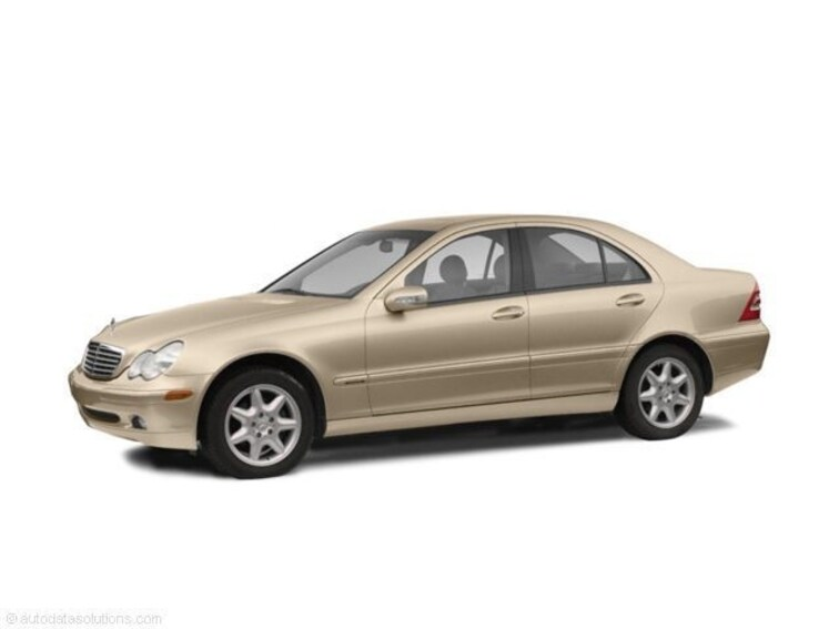 used 2002 mercedes-benz c-class base for sale in pembroke pines