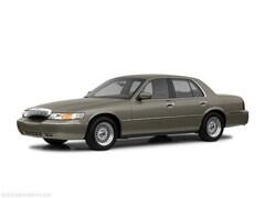 2002 Mercury Grand Marquis GS Sedan