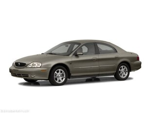 2002 Mercury Sable LS Premium Sedan