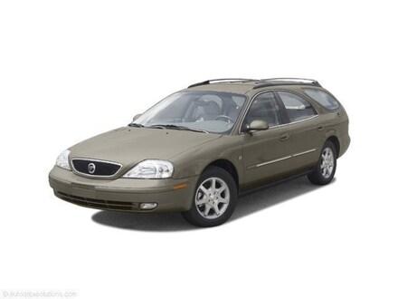 2002 Mercury Sable LS Wagon