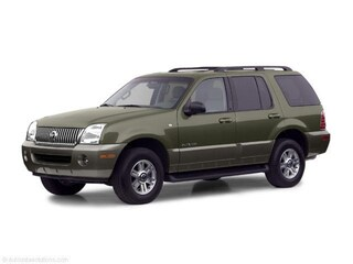 2002 Mercury Mountaineer 4X2 SUV