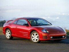 2002 Mitsubishi Eclipse GT Coupe