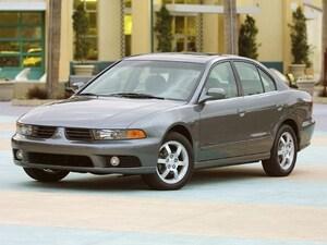 2002 Mitsubishi Galant ES 2.4L Auto