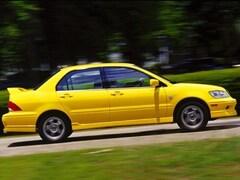 2002 Mitsubishi Lancer O-Z Rally Sedan