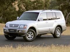 2002 Mitsubishi Montero Limited SUV