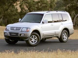 Bargain used vehicles 2002 Mitsubishi Montero 4dr 4WD LTD Sportronic Sport Utility for sale near you in Boston, MA