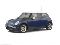 2002 MINI Cooper Base Hatchback