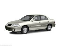 Bargain used 2002 Nissan Sentra SE-R Sedan for sale in Tyler, TX