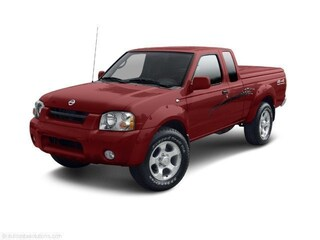 2002 Nissan Frontier 2WD XE XE King Cab I4 Manual