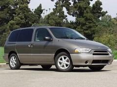 2002 Nissan Quest GLE Van