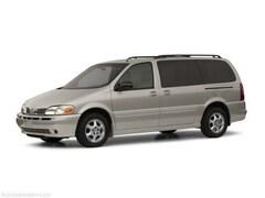 2002 Oldsmobile Silhouette GLS Mini-van, Passenger