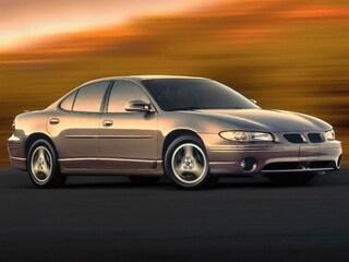 used 2002 Pontiac Grand Prix SE Sedan for sale near Boise
