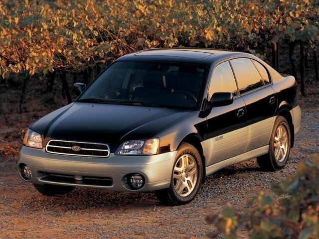 Featured 2002 Subaru Legacy Sedan Outback 27205137 for sale in Thornton, CO